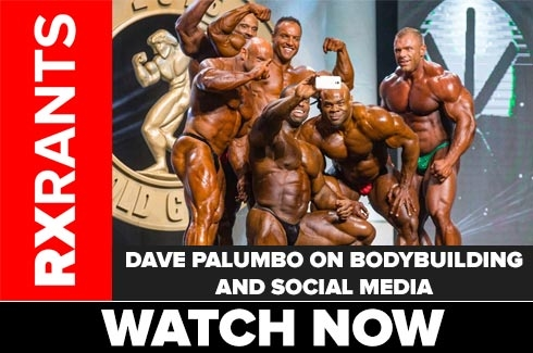 Bodybuilding and Social Media