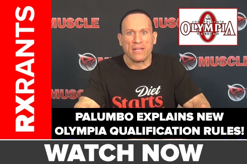 New Olympia Qualification Rules