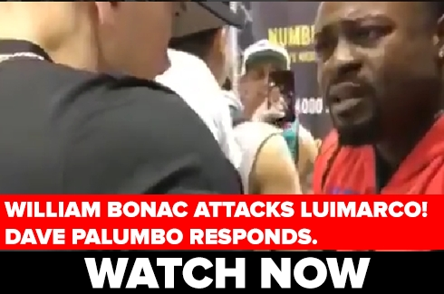 William Bonac Attacks Luimarco!