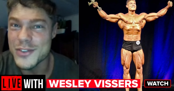 Live With Wesley Vissers