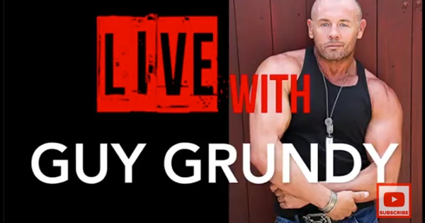 Live with Guy Grundy