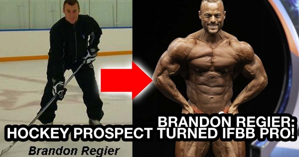 Hockey Player to IFBB Pro