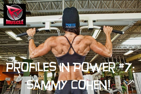 Profiles in Power #7: Sammy Cohen!