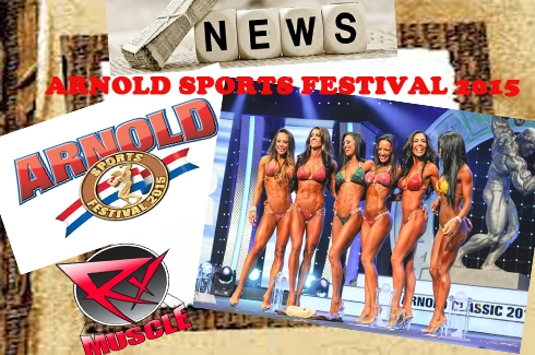 The 2013 Arnold Sports Festival IFBB Competitor Invitation List