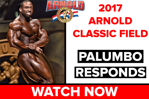 arnold classic 2017 preview on rxmuscle