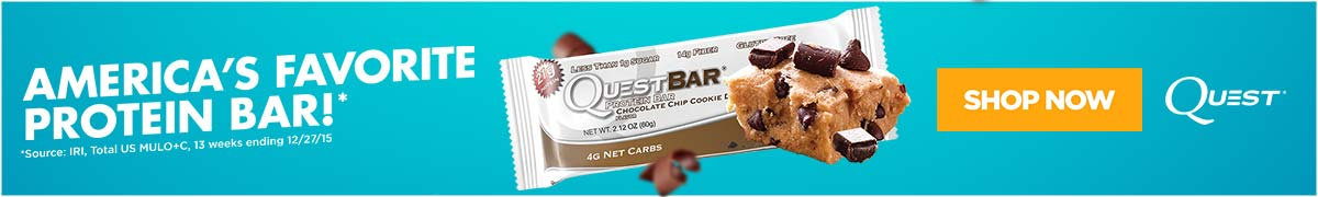 Check out Quest Nutrition