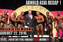 ARNOLD ASIA RECAP! - Muscle In The Morning August 22, 2016