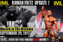 ROMAN FRITZ UPDATE! - Muscle In The Morning September 20, 2017