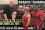 BRANCH TRAINING! - Muscle In The Morning December 30, 2016