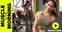 BIKINI STARLET JEN RONZITTI AT WORK! Muscle in the Morning (1/23/18)