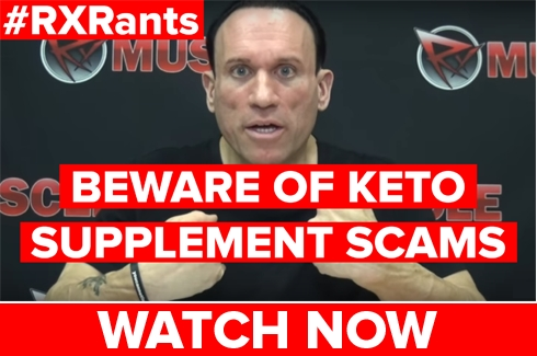 Dave on Keto Diet Supplement Scams
