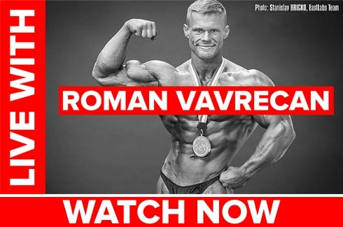 LIVE WITH ROMAN V