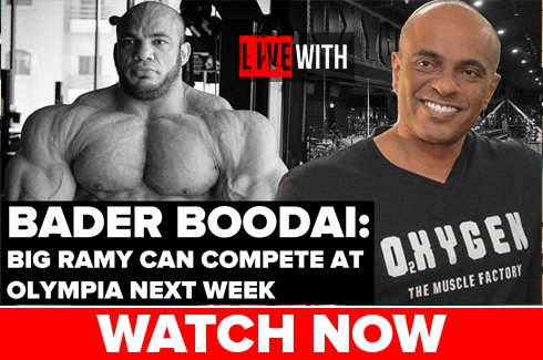 Live With Bader Boodai